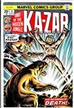 Ka-Zar (Vol 2) #4