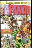 Ka-Zar (Vol 2) #8