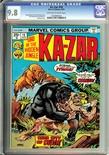 Ka-Zar (Vol 2) #10