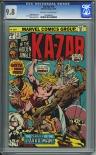 Ka-Zar (Vol 2) #13
