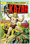 Ka-Zar (Vol 2) #1