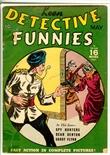 Keen Detective Funnies V2 #5