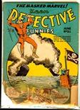 Keen Detective Funnies #21