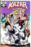 Ka-Zar the Savage #14