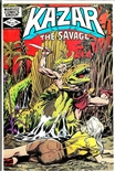 Ka-Zar the Savage #18