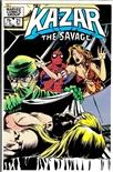 Ka-Zar the Savage #21