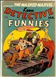 Keen Detective Funnies V3 #1