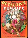 Keen Detective Funnies V2 #4