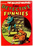 Keen Detective Funnies V2 #12