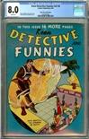 Keen Detective Funnies V2 #6