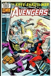 Kree-Skrull War Starring the Avengers #1
