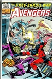 Kree-Skrull War Starring the Avengers #1