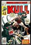 Kull the Conqueror #23