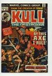 Kull the Conqueror #11