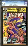 Ka-Zar the Savage #8