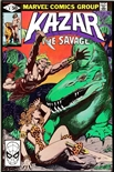 Ka-Zar the Savage #4