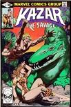 Ka-Zar the Savage #4