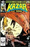 Ka-Zar the Savage #6
