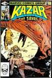Ka-Zar the Savage #6