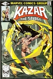 Ka-Zar the Savage #2