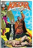 Ka-Zar the Savage #12