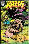 Ka-Zar the Savage #16