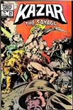 Ka-Zar the Savage #24