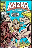 Ka-Zar the Savage #32