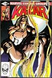 Ka-Zar the Savage #5