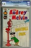 Little Audrey & Melvin #25