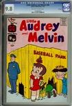Little Audrey & Melvin #28