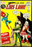 Superman's Girlfriend Lois Lane #121