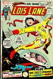 Superman's Girlfriend Lois Lane #123