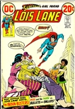 Superman's Girlfriend Lois Lane #126