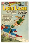 Superman's Girlfriend Lois Lane #28