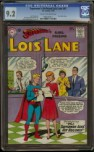 Superman's Girlfriend Lois Lane #45