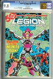 Legion of Super-Heroes (Vol 3) #18
