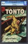 Lone Ranger's Companion Tonto #31