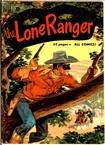 Lone Ranger #33