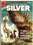 Lone Ranger's Famous Horse Silver #33