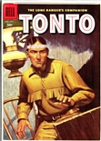 Lone Ranger's Companion Tonto #24