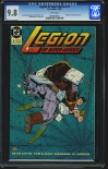 Legion of Super-Heroes (Vol 4) #2