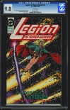 Legion of Super-Heroes (Vol 4) #9
