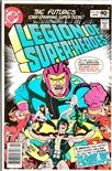 Legion of Super-Heroes #262
