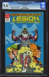 Legion of Super-Heroes (Vol 3) #27