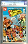 Legion of Super-Heroes #274