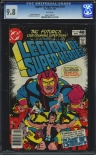Legion of Super-Heroes #262