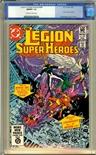 Legion of Super-Heroes #284