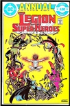 Legion of Super-Heroes Annual #1