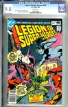 Legion of Super-Heroes #263